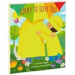 Hallmark Lucky to Love You...