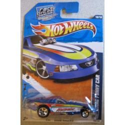 2011 Hot Wheels (Blue)...
