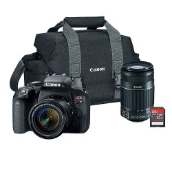 Canon EOS Rebel T7i 24.2MP...