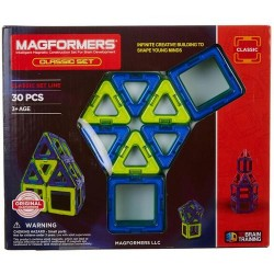Magformers 30 PC Classic Set