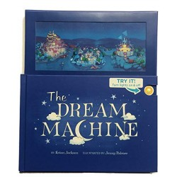 Light Book - The Dream Machine