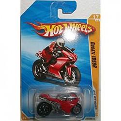 Hot Wheels 2010-017 Ducati...