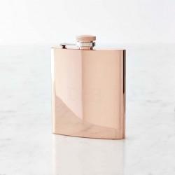 Williams Sonoma Copper Flask