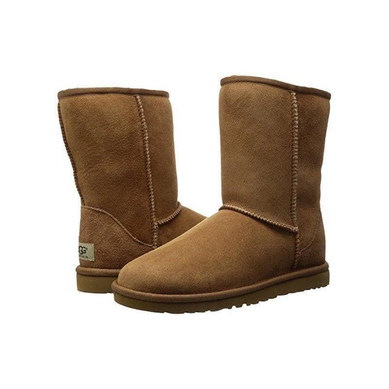 fe92d7fc901 Genuine UGG Women's Classic Short Boot - Chestnut Brown - Size 6