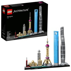 LEGO Architecture Shanghai...