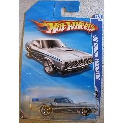 Hot Wheels: 69 Cougar...