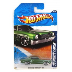 Hot Wheels 2011, '70 Monte...