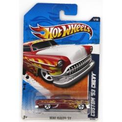 Hot Wheels Heat Fleet '11...