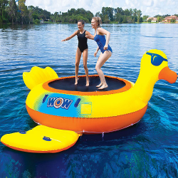 Wow Giant Ducky Air and...