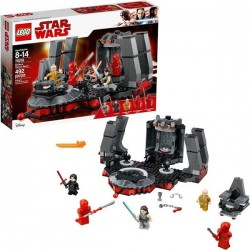 Lego Star Wars Snoke's...