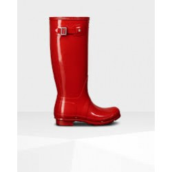 Hunter Red Gloss, Size 9...