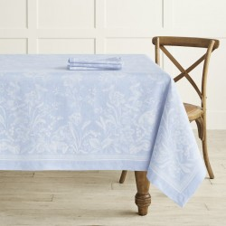 Spring Jacquard Tablecloth...