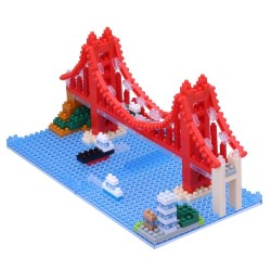 Nanoblock Golden Gate...