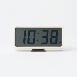 Muji Digital Clock W/ Alarm...