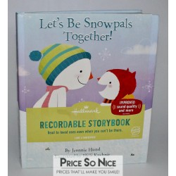 Hallmark Let's Be Snowpals...