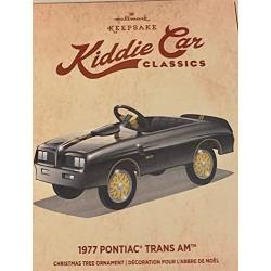 Hallmark 2016 Kiddie Car...