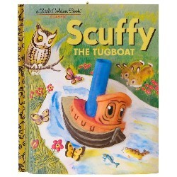 Hallmark Scuffy The Tugboat