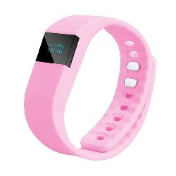 Tech-Trendz Pink Smart Watch
