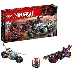 LEGO NINJAGO Street Race of...