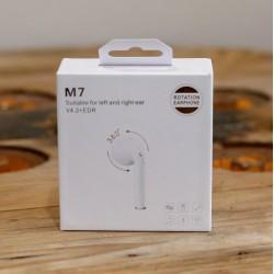 M7 Single Rotation Earphone...
